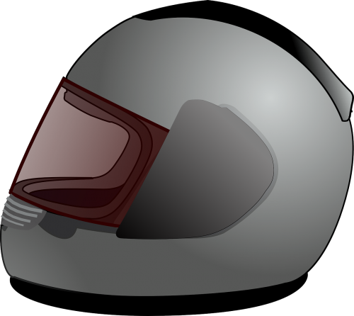 motorcycle helmet protection