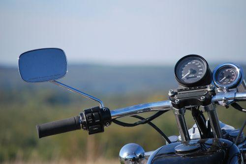 motorcycle harley sportster
