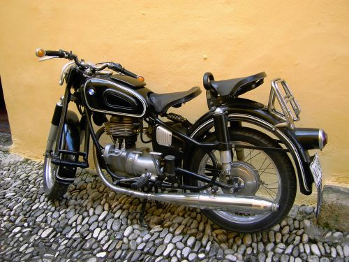 motorcycle oldtimer old motorcycle
