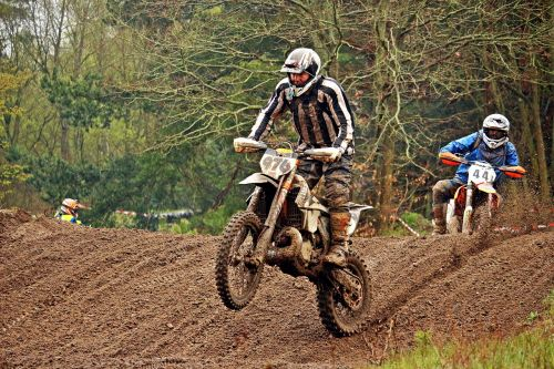 motorcycle enduro dirtbike