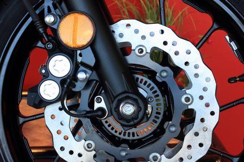 motorcycle yamaha front