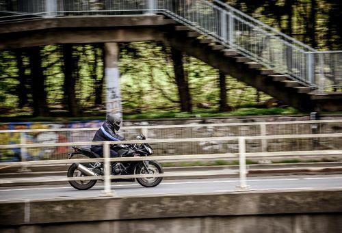 motorcycle road motorbike