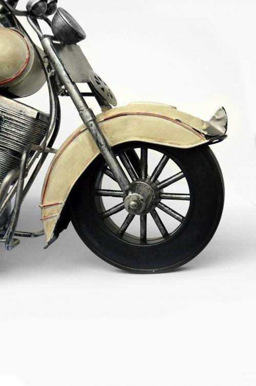 motorcycle front wheel model