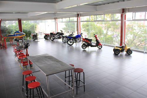 motorcycle facilities school