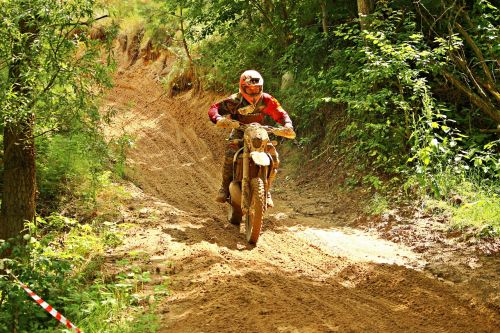motorcycle dirtbike enduro