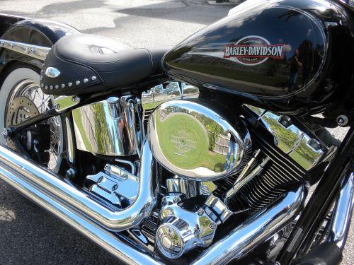 motorcycle harley chopper