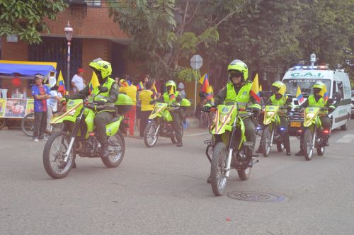 motorcycle motorcycle police motorcyclists