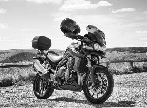 motorcycle triumph bike