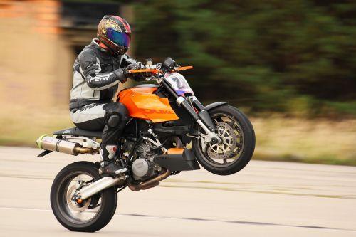 motorcycle racer ktm
