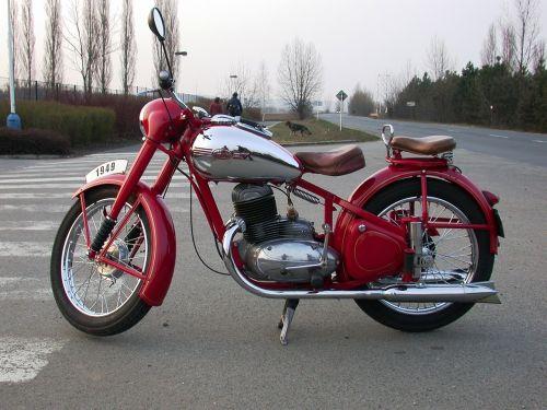 motorcycle history jawa