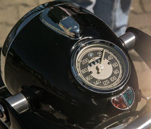 motorcycle  bmw  speedometer