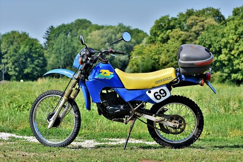 motorcycle  enduro  suzuki