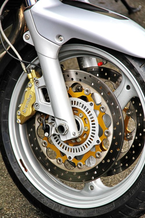 motorcycle  front wheel  two wheeled vehicle