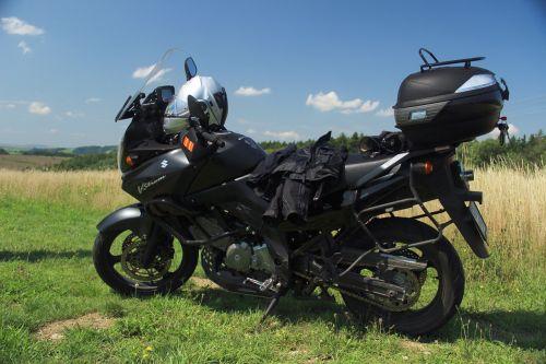 motorcycle suzuki v-strom
