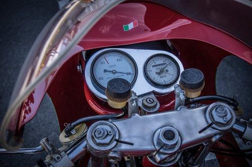 motorcycle  cockpit  ducati