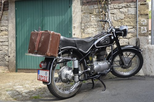 motorcycle  bmw  luggage