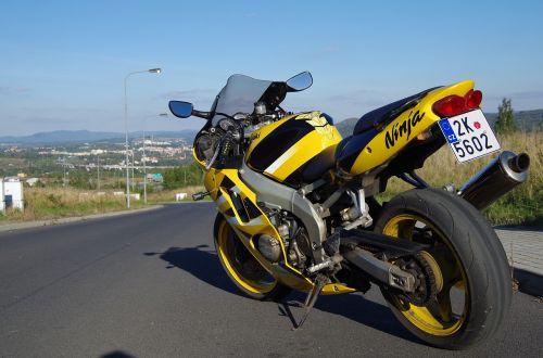 motorcycle round kawasaki