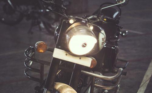 motorcycle motorbike headlight