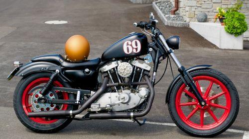 motorcycle eigenbau conversion