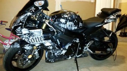Motorcycle Bone Thugs