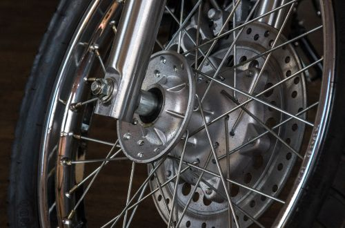 motorcycle rim spoke wheels wheel hub