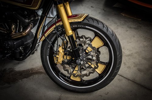 motorcycle rim  design of the rims  disc brake