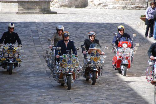 motorcycles wasp lambretta