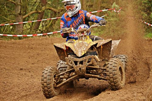 motorsport cross quad