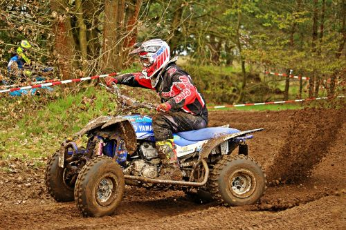motorsport motocross quad