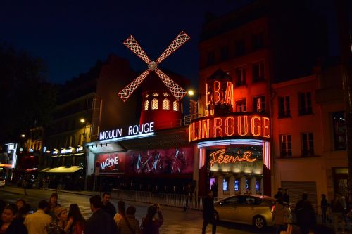 moulin rouge dance studio france