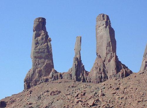 paminklo slėnis,bokštai,akmeniniai bokštai,lipti,kietas,kalnas,erozija,smėlio akmuo,usa,Utah,gamta,Rokas,Navajo