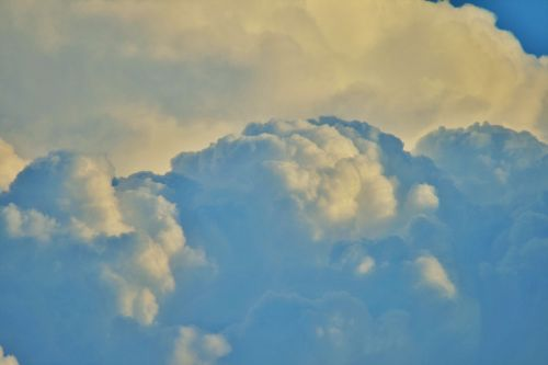 Mounds Of Cloud