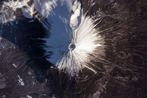 mount fuji japan landscape