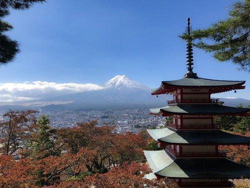 mount fuji  fuji mountain  mountain