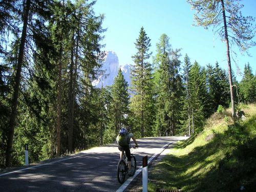 mount kofel würzjoch mountain bike