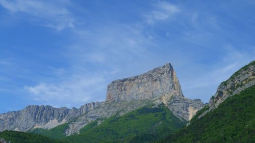 mount needle landscape nature