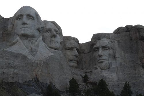 mount rushmore national monument presidential