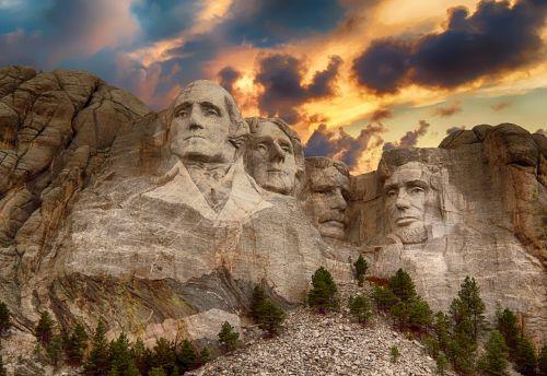 mount rushmore monument america