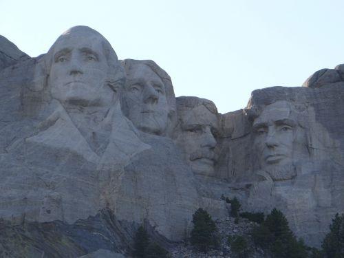 mount rushmore presidents mountain