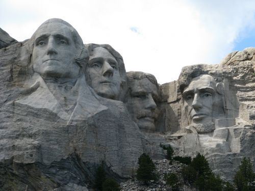 mount rushmore national monument historical
