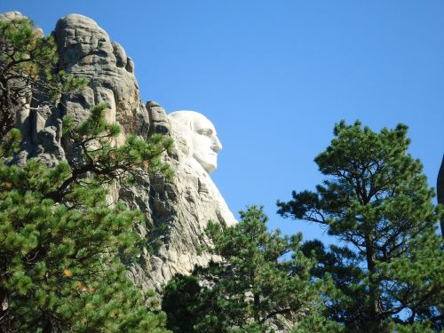 mount rushmore george washington mount rushmore national monument