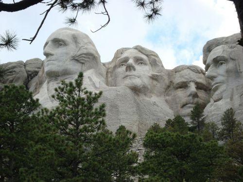 mount rushmore america presidents