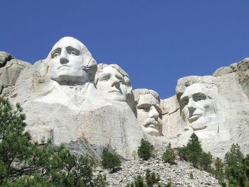 mount rushmore monument landmark