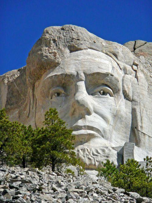 mount rushmore national monument memorial south dakote