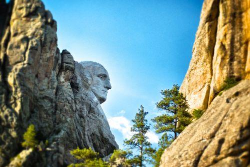 Mount Rushmore Profile