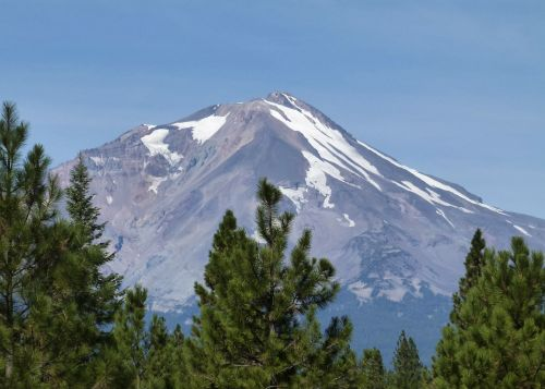 mount shasta siskiyou county california