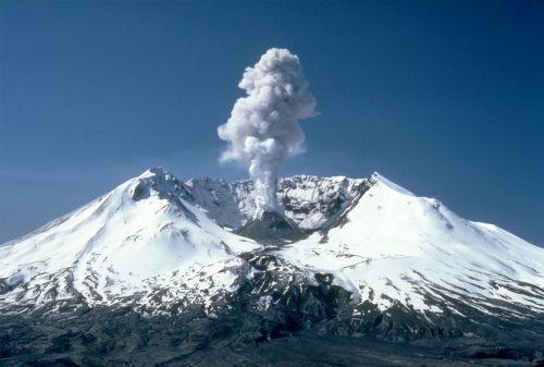 mount st helens volcanic eruption eruption