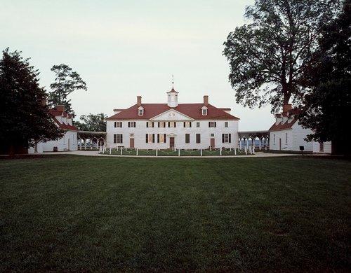 mount vernon  estate  george washington