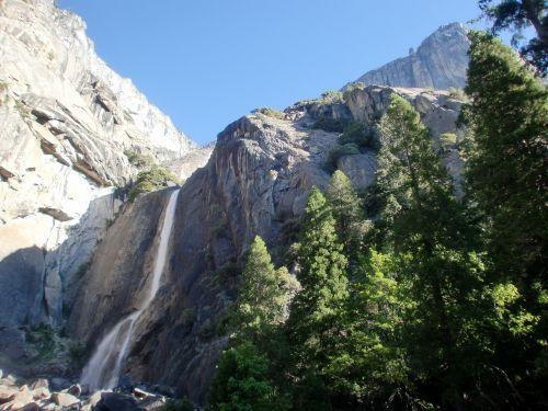 mountain natural yosemite