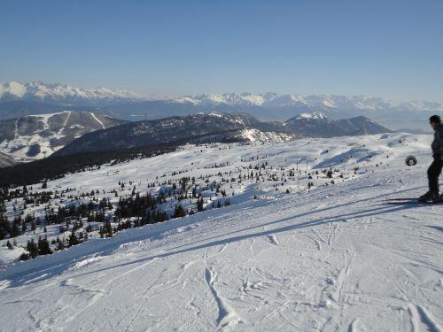 mountain arc landscape